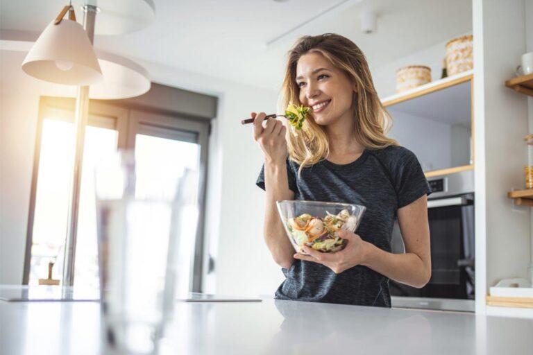 Comida saudável: alimente-se bem e tenha um vida plena em 5 passos